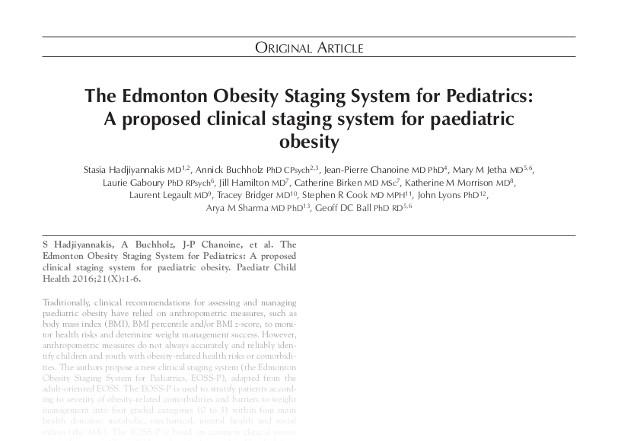 research paper on paediatrics