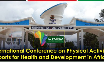 2nd International Conference on Physical Activity and Sports for Health and Development in Africa: Call for Abstracts