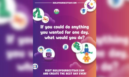 Imagine the Healthiest Day of Play with Build Your Best Day