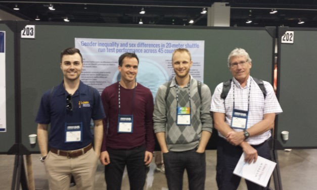 HALOites Make Presentations at the ACSM Conference in Denver