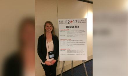 HALOites Present Symposium at Public Health 2017 in Halifax