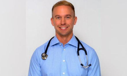 Dr. Zach Ferraro Receives Canadian Medical Hall of Fame Award