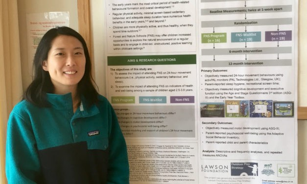 Eun-Young Lee Makes Presentation at Conference in Denmark