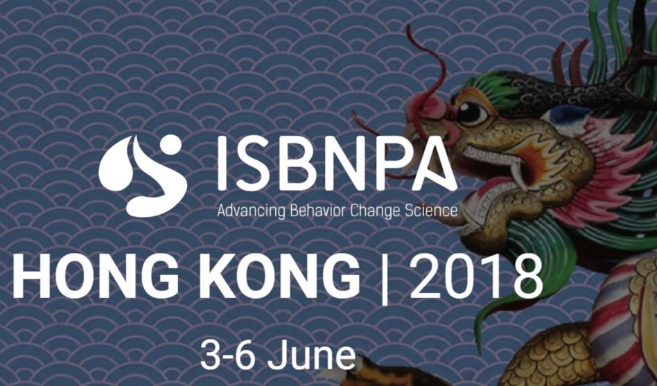 HALOites Make 6 Presentations at ISBNPA Conference in Hong Kong
